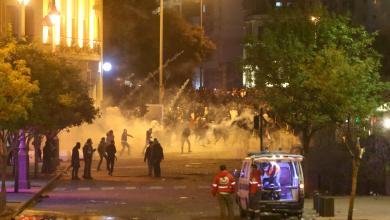 """Photo of غضب الشارع اللبناني مُستمر رغم """"الحكومة الجديدة"""""""