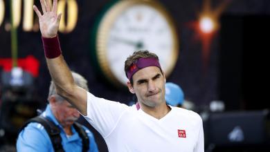 Photo of فيدرر يتأهل لنصف نهائي أستراليا المفتوحة