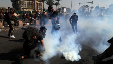 Photo of العراق.. مقتل محتجين في محاولات الأمن لفض الاعتصامات