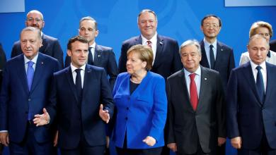 Photo of أردوغان غادر برلين ولم يحضر العشاء مع المشاركين