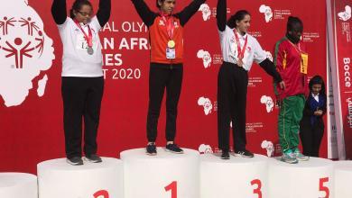 Photo of ذهبيتان لليبيا في الأولمبياد الأفريقي الخاص