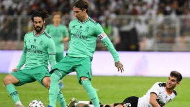 Photo of ريال مدريد يتأهل للمباراة النهائية في السوبر الإسباني