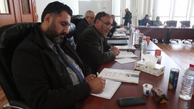 صورة البيضاء..الاجتماع السادس لمديري إدارات التعاون الدولي