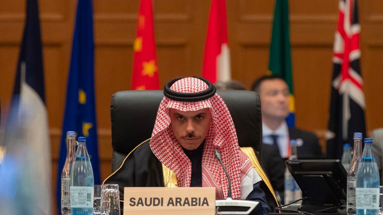 وزير الخارجية السعودي فيصل بن فرحان- إرشيفية