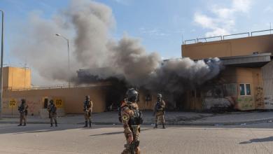 Photo of استهداف السفارة الأميركية في العراق بصواريخ كاتيوشا