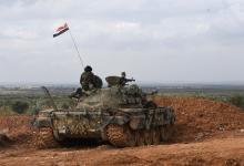 Photo of الجيش السوري يدخل معرة النعمان بإسناد جوي
