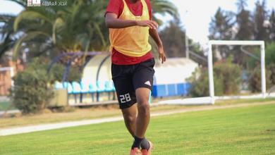 صورة المهدي الهوني ينتقل إلى صفوف الدوري البحريني