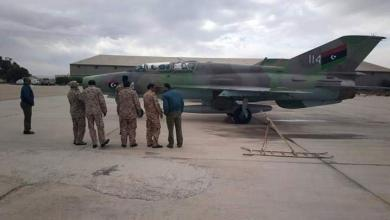 Photo of سلاح الجو يُعلن استهداف كتيبة الساعدي جنوب مدينة سرت