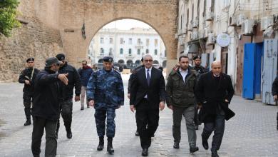 """Photo of باشاغا يدعو للمحافظة آثار """"طرابلس القديمة"""""""
