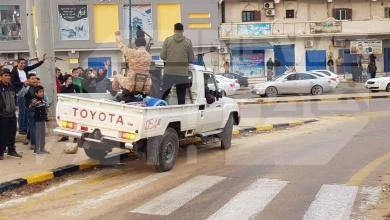 "Photo of أهالي سرت: دخول الجيش للمدينة ""لحظة تاريخية"""