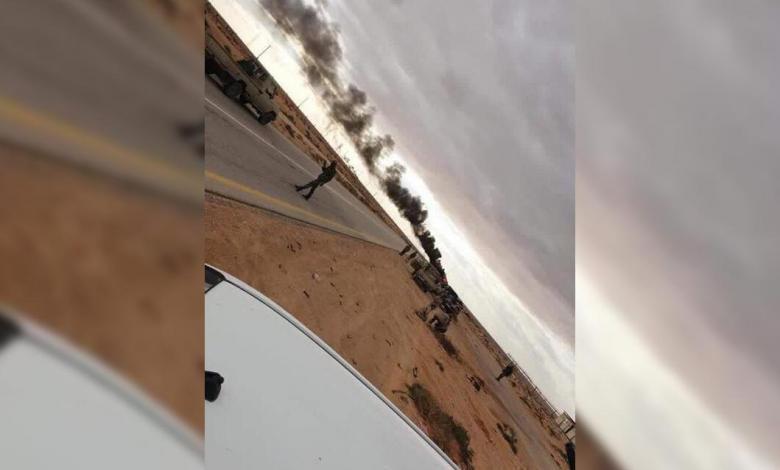 "Photo of ""طيران الجيش"" يدخل على خط التقدمات بعد سرت"