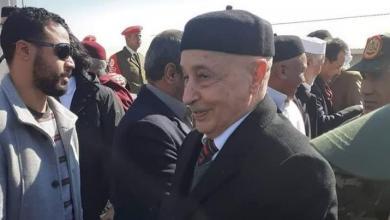 Photo of عقيلة ينطلق في جولة أفريقية من مطار تمنهنت