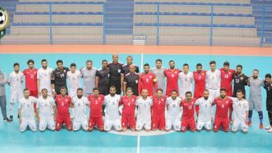 Photo of منتخب الصالات يتعادل ودياً مع البحرين