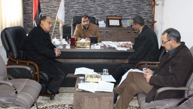 """Photo of """"الحاسي"""" يشرف على خطة 2020 لهيئة الرقابة الإدارية"""