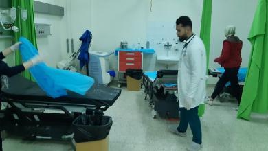 Photo of مركز بنغازي الطبي يعلن حالة الطوارئ
