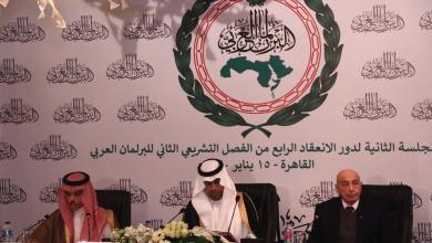 صورة السلمي يطالب المجتمع الدولي بمنع نقل المقاتلين لليبيا