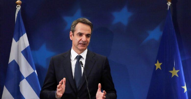 رئيس الوزراء اليوناني كيرياكوس ميتسوتاكيس- إرشيفية