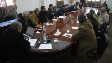 Photo of اجتماع درنة حول إدارة الجودة بالمؤسسات التعليمية