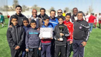 Photo of نادي الإخاء بهون يتوّج ببطولة كرة الطاولة