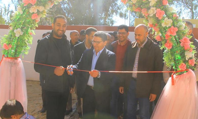 Photo of بلدية جالو تشهد افتتاح مركز الرقابة على الأغذية مكتب الواحات