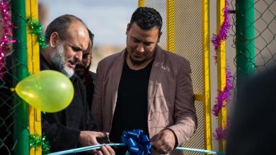 Photo of افتتاح ملعب لكرة القدم الخماسية في الزنتان