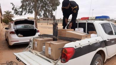 Photo of الحرس البلدي البوانيس يضبط قرابة 400 علبة دواء المنتهية الصلاحية