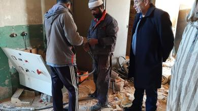 Photo of بلدية البوانيس: نعمل على إنهاء أزمة طفح المياه في منطقة سمنو