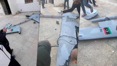 """Photo of الإعلام الحربي: استهداف """"مُسيّرة تركية"""" أقلعت من معيتيقة"""