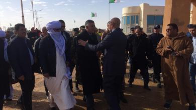 صورة بلدية غدامس تعلن وصول شحنة الإغاثة الثانية من الجزائر