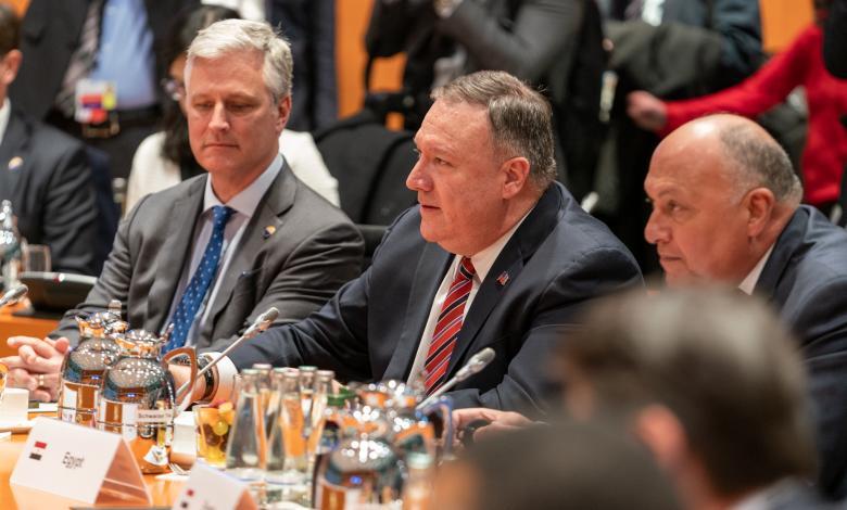 اليونان تعرب عن ارتياحها لنتائج مؤتمر برلين حول ليبيا