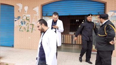 Photo of قسم الرقابة على الأغذية يواصل جولاته الميدانية في جنزور والجفارة