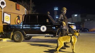 Photo of الدعم المركزي ينشر دورياته داخل العاصمة