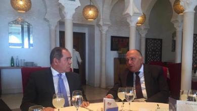 Photo of استعادة الأمن في ليبيا على طاولة مصر والجزائر