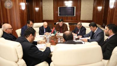 Photo of السراج يبحث خطط إنعاش الاقتصاد
