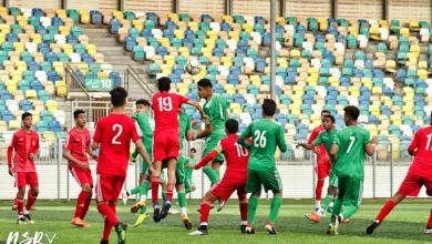 Photo of فريق النصر للأشبال يتغلب على الأهلي بنغازي