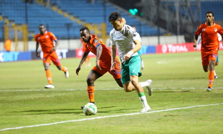 Photo of طقطق يتأهل مع المصري البورسعيدي في الكونفدرالية