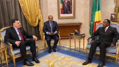 Photo of رئيس الكونغو يؤكد للسراج أنه لا حل عسكري في ليبيا