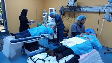 Photo of مستشفى العيون بطرابلس يُجري عمليات مُعقدة