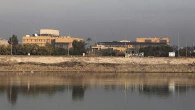 """Photo of صواريخ """"كاتيوشا"""" تستهدف المنطقة الخضراء في بغداد"""