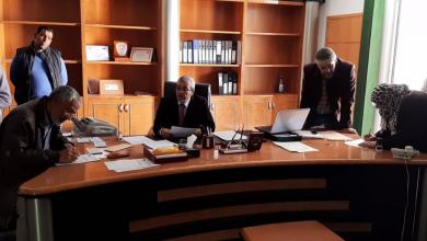 Photo of مراقبة تعليم بلدية الجفرة توزع الميزانية التسييرية