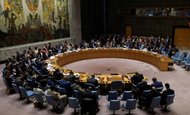 مجلس الأمن- إرشيفية