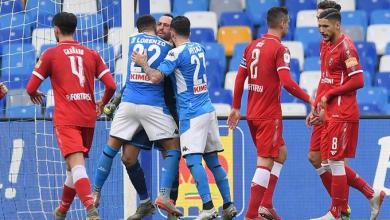 Photo of نابولي يتأهل لربع نهائي كأس إيطاليا