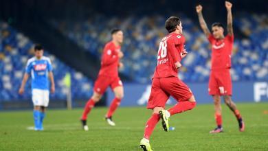 Photo of نابولي يواصل تراجعه في الدوري الإيطالي