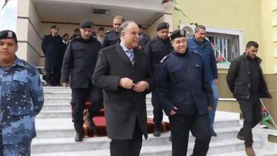 """Photo of افتتاح مركز شرطة """"الفايدية"""" بالجبل الأخضر"""