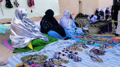 Photo of الأنامل المحلية تُزيّن المهرجان التسويقي في البركت