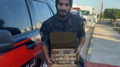 Photo of إبطال مفعول قنبلة مزروعة في جامعة سرت