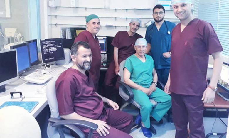 Photo of مستشفى الهضبة يسجل إنجازا بالقسطرة القلبية