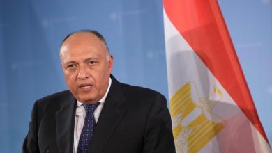 """Photo of الأزمة الليبية محور لقاء """"شكري"""" مع مستشار الأمن القومي الأميركي"""