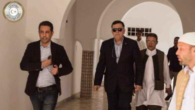 "Photo of ""قارب السراج"" يوصِل الطاهر السني إلى مقعد ليبيا الأممي"