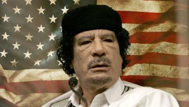 "Photo of ""تغريدة كارثية"".. هل قتلت أميركا العقيد القذافي؟"